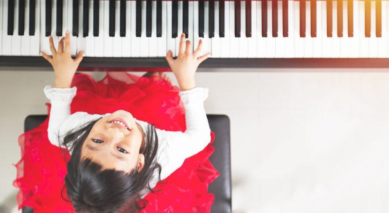 Foto, piano barn