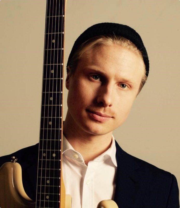 Gitarrlärare Alf Carlsson