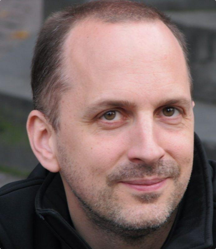 Pianolärare Björn Rossby