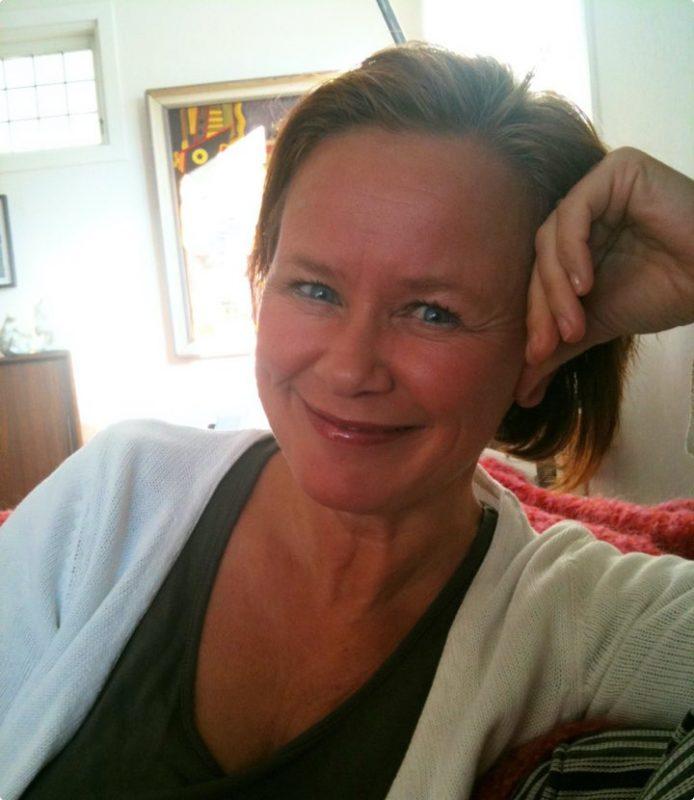 Sånglärare Helena Algesten