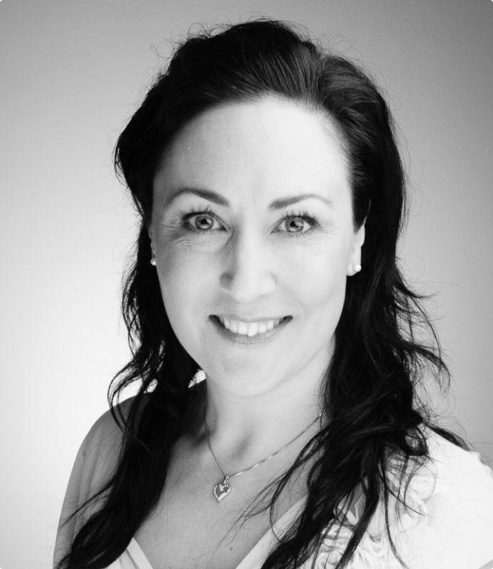 Sånglärare Karin Kjellgren