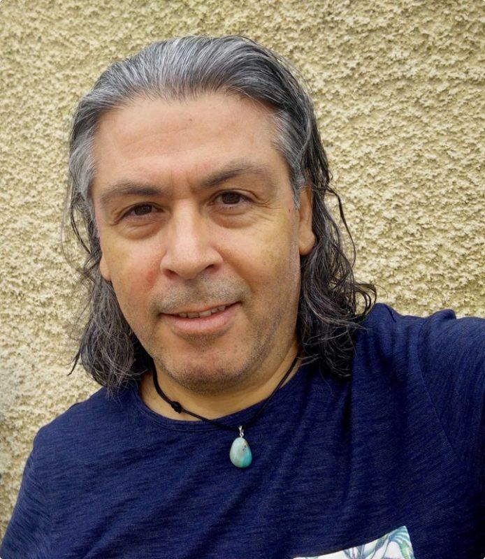 Gitarrlärare Pablo Perez